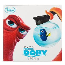 Disney Store Finding Dory Hank & Dory Snowglobe New With Box