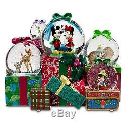 Disney Store From All Of Us To All Of You World Of Disney Snowglobe-new