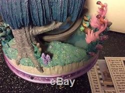 Disney The Little Mermaid Kiss The Girl Snowglobe With Artist Notes And Box