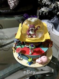 Disney Toy Story 3 Snow Globe Rare One