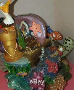 Disney VHTF Finding Nemo Snow Globe UK