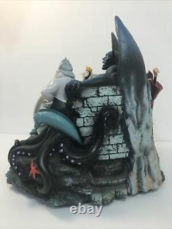 Disney Villains Snow Globe Snowglobe Jafar Ursula Maleficent Chernabog Musical