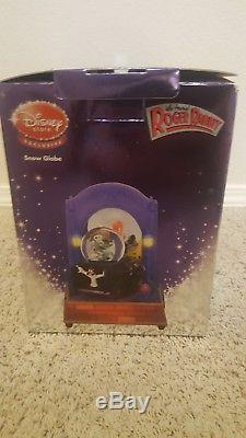 Disney Who Framed Roger Rabbit Snowglobe
