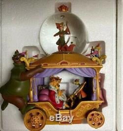 Disney robin Hood Snow Globe