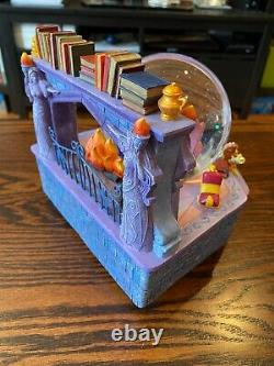 Disney's Beauty and the Beast Snow Globe, Beauty and the Beast