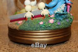 Disney's Lilo & Stitch Musical Snowglobe Stitch with Ducklings