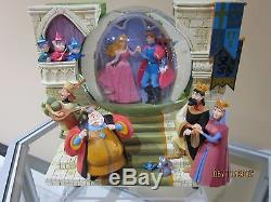 Disney's Sleeping Beauty Snow Globe Once Upon A Dream New In Box