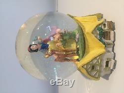 Disney snow globe collection (18)