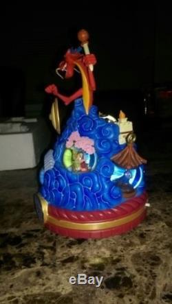 Disney snowglobe Mulan 10th Anniversary
