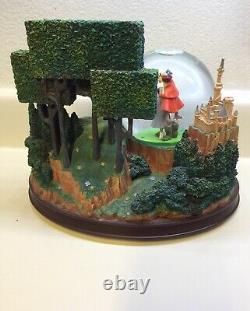 Exclusive Disney Sleeping Beauty Snow Globe Musical