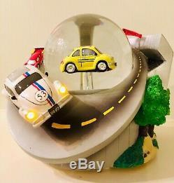 Extremely Rare Disney Herbie Snow globe