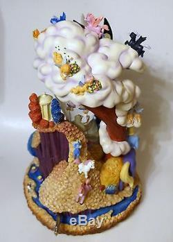 Festival For Bacchus Fantasia Disney Musical Snowglobe