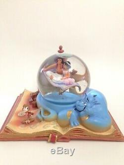 Hallmark Wonders Within Disney's Aladdin Whole New World Snow Globe 2014