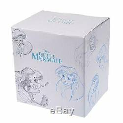 Little Mermaid 30th Disney Store Ariel Snow Globe Dome Figure Flander Sell