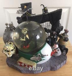 Nightmare Before Christmas Snow Globe Disney Nbx