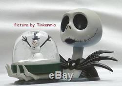 Nightmare Jack Skellington Le 500 Snowglobe Figurine