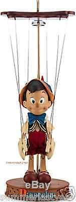 Pinocchio Marionette Limited Edition Of 500 Disney Store Free Priority Ship