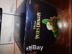 RARE Pete's Dragon Disney Snow Globes- New and sealed
