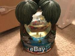 Rare Disney Little Mermaid Kiss The Girl Snowglobe Flaws Please Read Has A Leak
