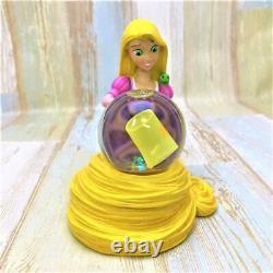 Rare Rapunzel On The Tower Tangled Pascal Snow Globe Interior Light Room Lamp