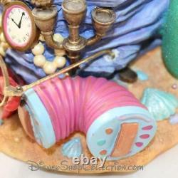 Snow globe musical Ariel DISNEY La petite sirène Under the Sea boule à neige