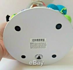 Very Rare Disney Pixar Lamp snow globe (Monsters Inc, Finding Nemo, Toy Story)