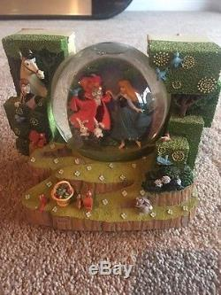 Walt Disney Snow globe Rare