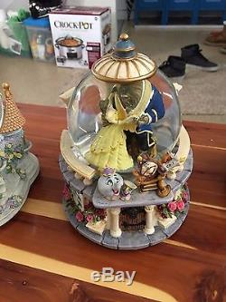 Walt Disney Snow globes