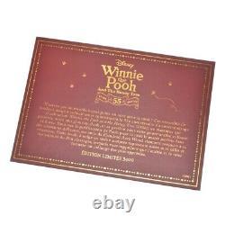 Winnie the Pooh Snow Globe Winnie the Pooh And The Honey Tree 55th Anniversary