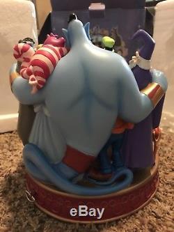 Wonderful World Of Disney Pixar Fanatics Collectible VTG 23 Character SnowGlobe